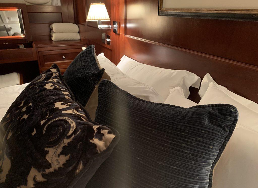 Feadship IDUNA Owners Cabin